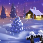 Christmas-house-and-snow_1366x768